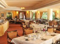 Ресторан в отеле Iguazú Grand