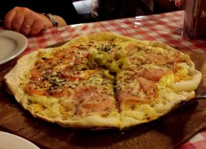 Giuseppe pizza y pastas
