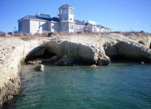Эко-центр с моря