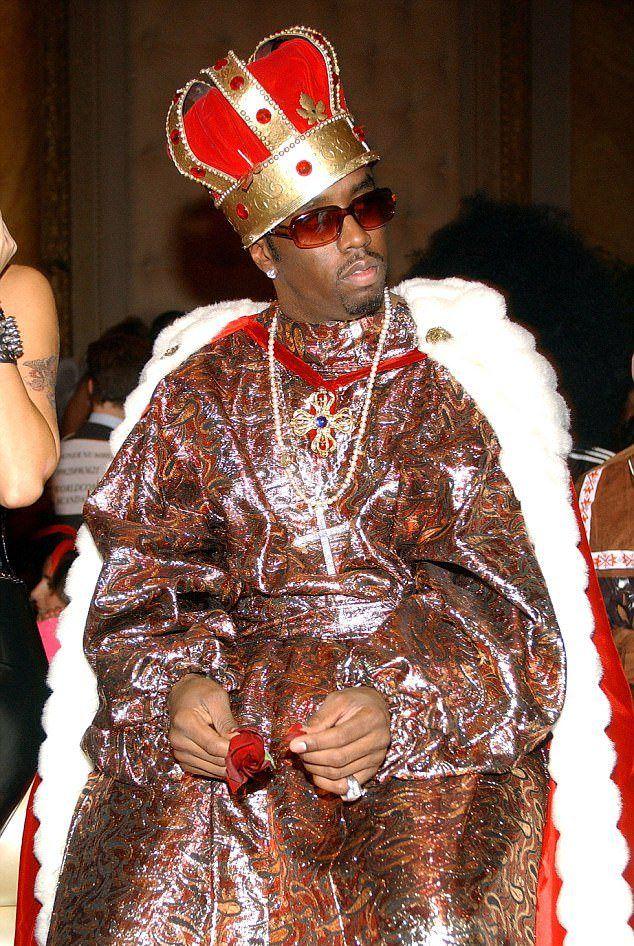 Пи Дидди в 2002 году
