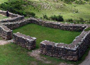 Стены военной базы