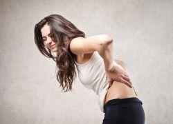 povlači donji dio leđa u ranoj trudnoći