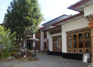 Отель Damchen Resort