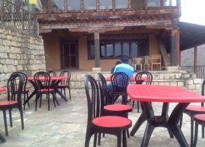 Кафетерий Chimi Lakhang