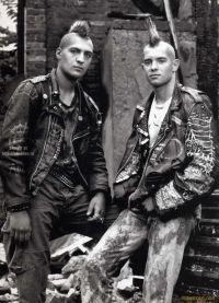 Punk style 1