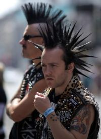 Punk w stylu 7