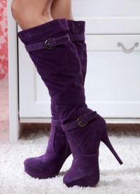 fioletowe buty 3