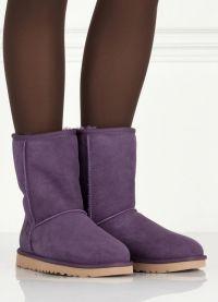 fioletowe buty 6