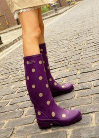 fioletowe buty 7