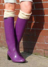 fioletowe buty 8