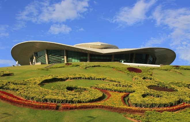 Международный Конференц-Центр Путраджаи