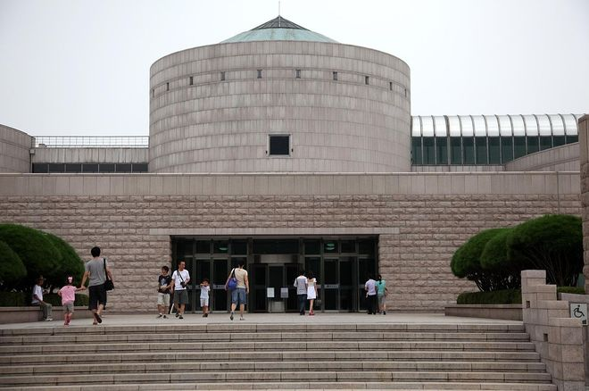 Национальный музей современного искусства в Квачхоне