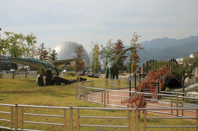 Национальный научный музей (National Gwacheon Science Museum). Квачхон
