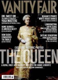 Елизавета II появилась впервые на обложке этого журнала в 2007 году