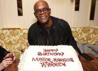 Джексон накануне отпраздновал 67-й день рождения