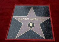 Квентин Тарантино заслужил  свою звезду на голливудской Аллее славы