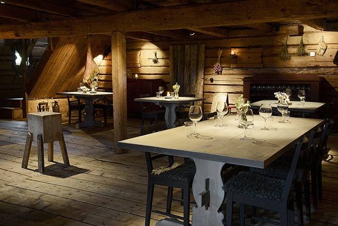 Ресторан в Квитфьеле
