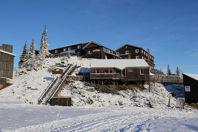 Kvitfjell Alpinhytter