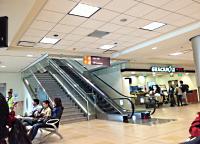 Аэропорт Кито, в здании аэропорта