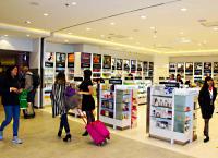 Аэропорт Кито, один из магазинов Дьюти Фри