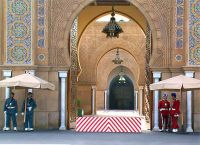 Королевский дворец Рабата