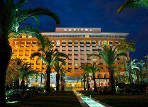 Отель Sofitel Rabat Jardin Des Roses