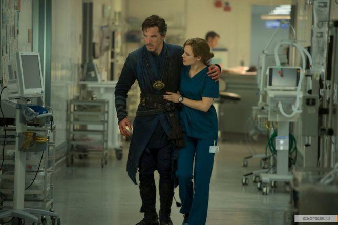 Рэйчел прониклась своей героиней в «Докторе Стрэндже»