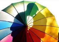 Rainbow kišobran 2