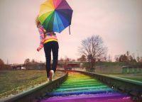 Rainbow kišobran 6