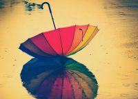 Rainbow kišobran 9