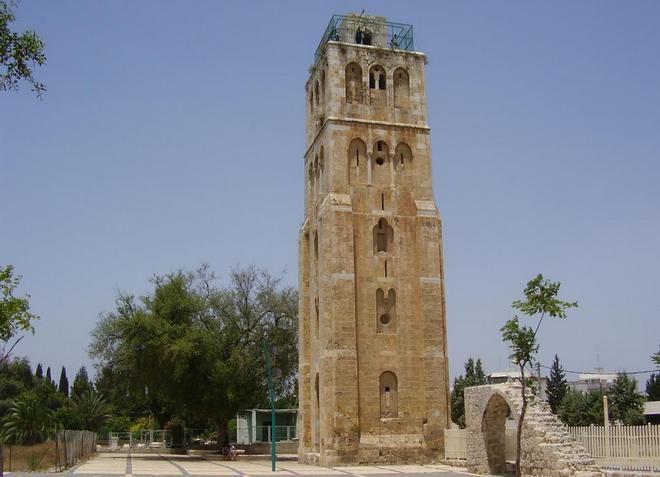 Белая мечеть Рамлы