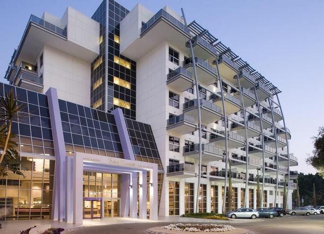 Отель Kfar Maccabiah