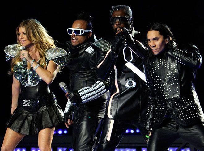 Группа The Black Eyed Peas