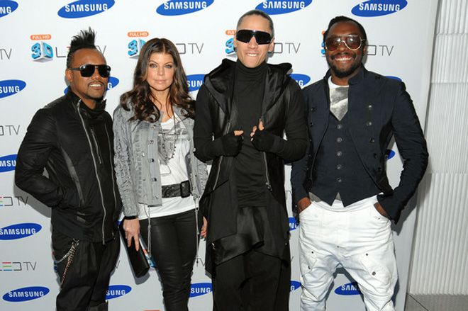 Группа The Black Eyed Peas готовится к 20-летнему юбилею