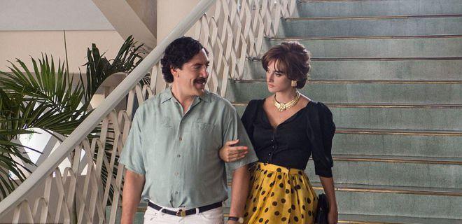 Кадр из фильма «Любить Пабло»