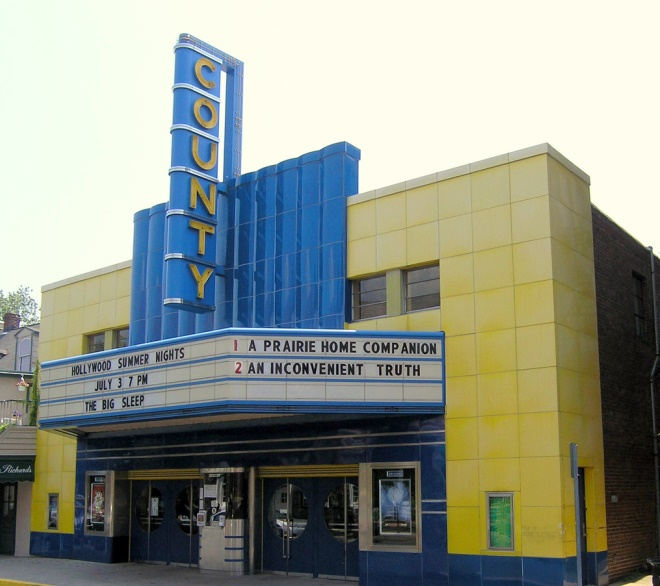 Театр «County Theatre»