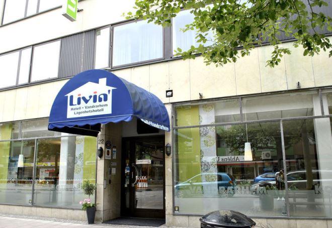 Отель Livin City Hostel