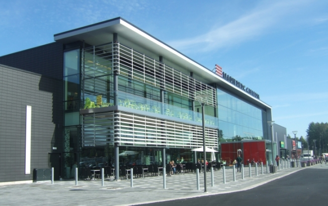 Торговый центр «Marieberg Galleria»