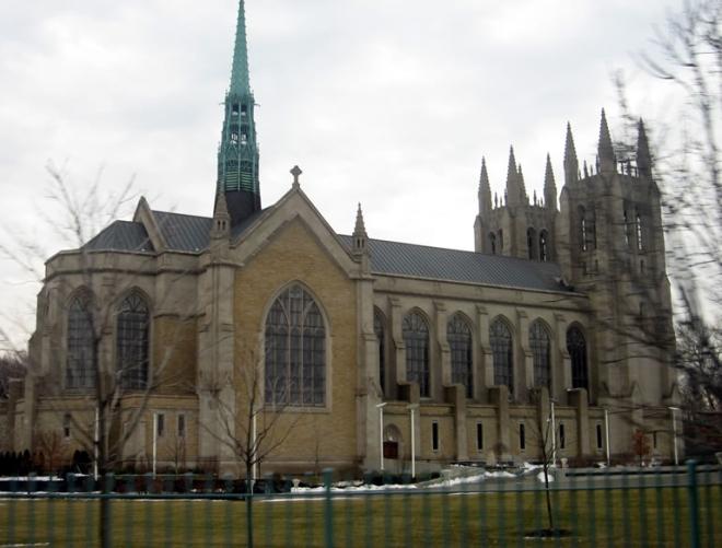 Церковь «Olaus Petri Kyrka»
