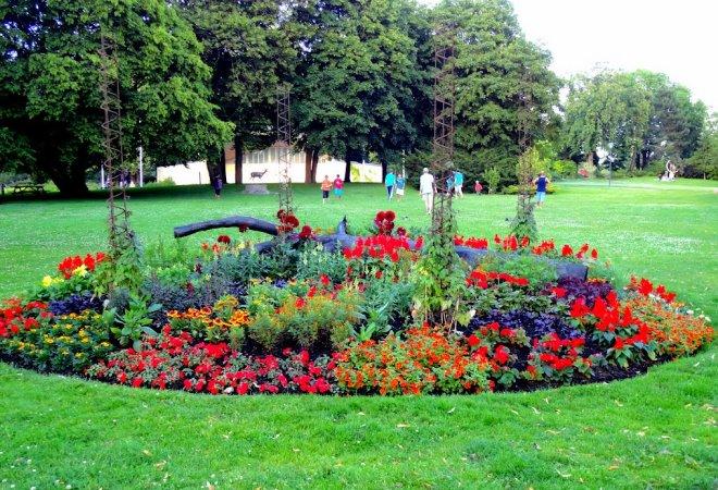 Городской парк «Stadsparken»