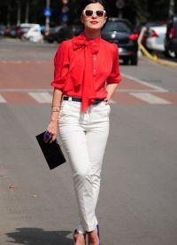 czerwona bluzka10
