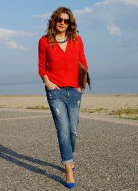 czerwona bluzka11