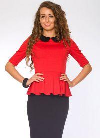 czerwona bluzka5