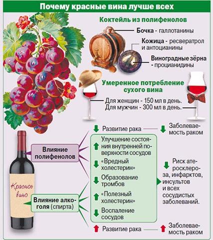 czerwone wino wytrawne