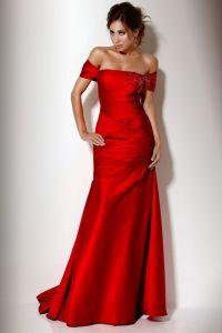 Czerwona suknia wieczorowa 3