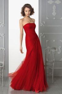 Czerwona suknia wieczorowa 7