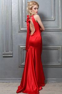 Czerwona suknia wieczorowa 8