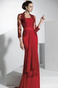 Czerwona suknia wieczorowa 9
