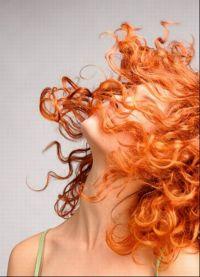 боја боје косе црвена боја 4