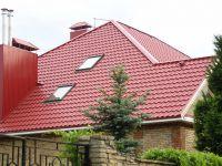 Czerwony dach 6